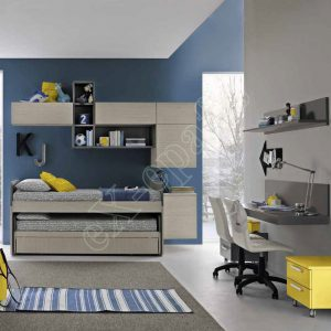 Kids Bedroom Colombini Golf C118