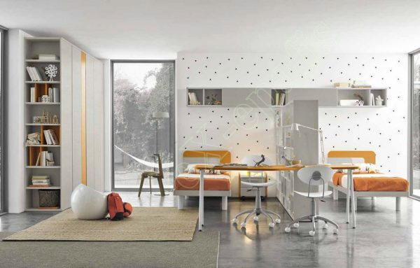 Kids Bedroom Colombini Golf C120