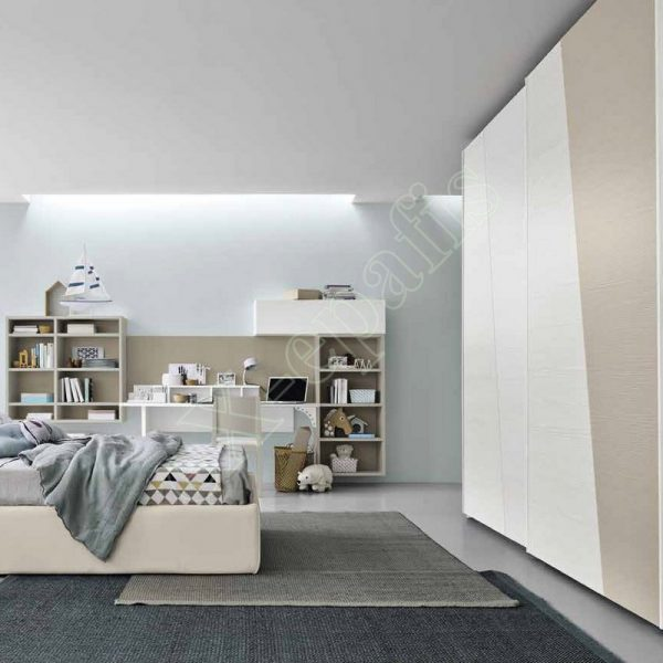Kids Bedroom Colombini Golf C122