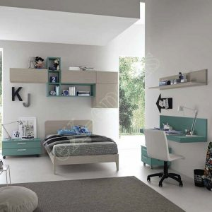 Kids Bedroom Colombini Golf C123