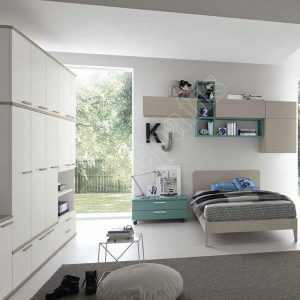 Kids Bedroom Colombini Golf C123