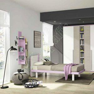 Kids Bedroom Colombini Golf C124