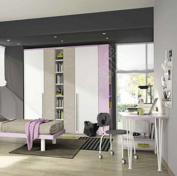 Kids Bedroom Colombini Golf C124