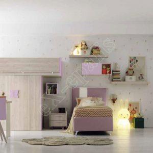Kids Bedroom Colombini Golf C126