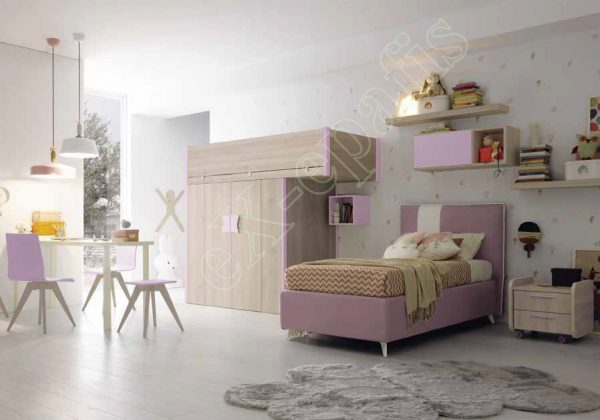 Kids Bedroom Colombini Golf C126