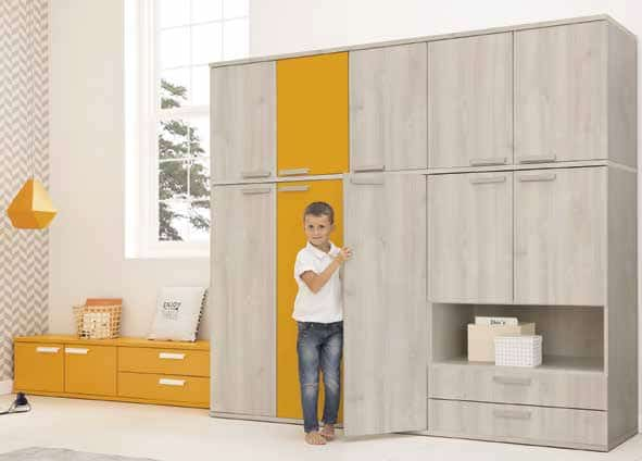 Kids Bedroom Colombini Golf C127