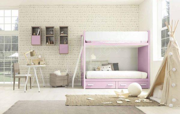 Kids Bedroom Colombini Golf C128