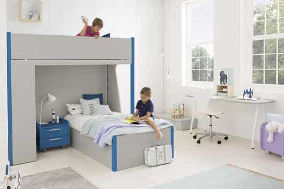 Kids Bedroom Colombini Golf C129