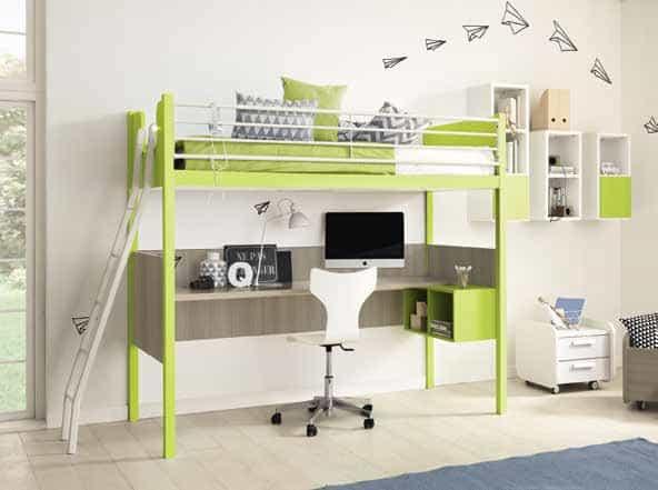 Kids Bedroom Colombini Golf C130