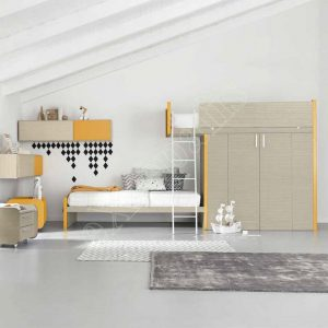 Kids Bedroom Colombini Golf C131