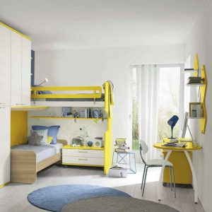 Kids Bedroom Colombini Golf C132