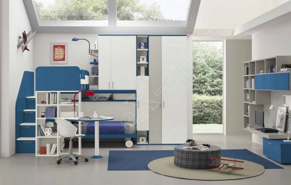 Kids Bedroom Colombini Golf C133