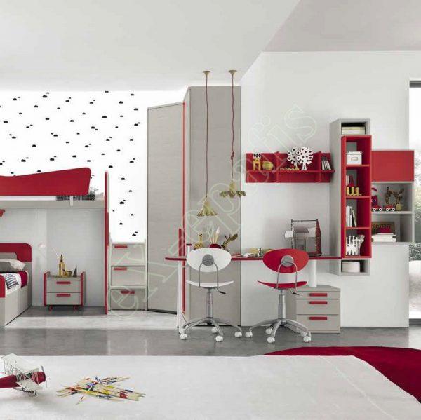 Kids Bedroom Colombini Golf C134