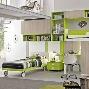 Kids Bedroom Colombini Golf C135