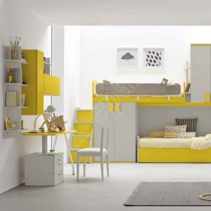 Kids Bedroom Colombini Golf C136