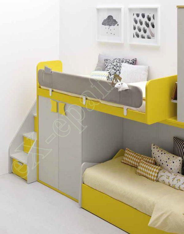 Kids Bedroom Colombini Golf C136