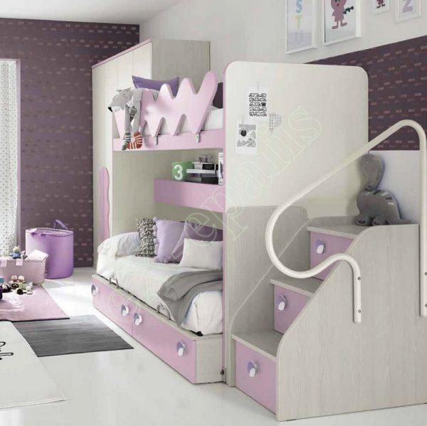 Kids Bedroom Colombini Golf C137