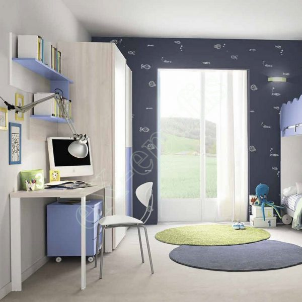 Kids Bedroom Colombini Golf C138