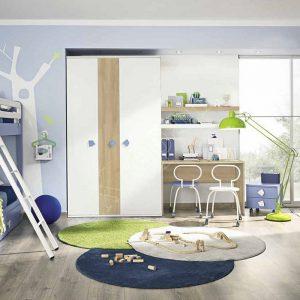 Kids Bedroom Colombini Golf C139