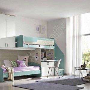Kids Bedroom Colombini Golf C140