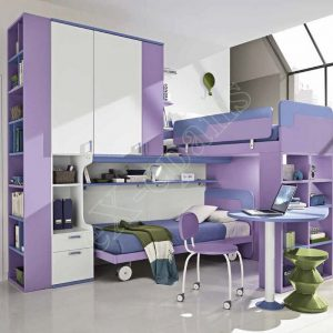 Kids Bedroom Colombini Golf C142