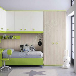 Kids Bedroom Colombini Golf C143