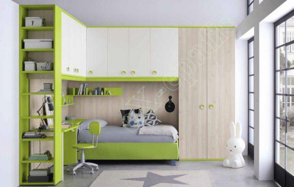 Kids Bedroom Colombini Golf C143