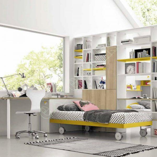Kids Bedroom Colombini Golf C144