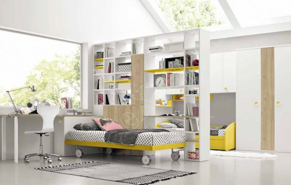 Kids Bedroom Colombini Golf C144