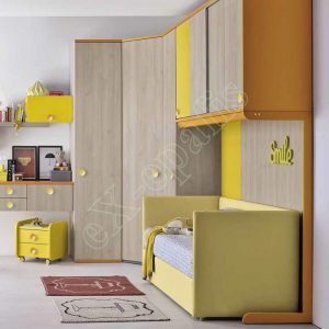 Kids Bedroom Colombini Golf C145