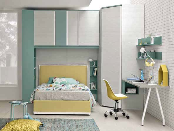 Kids Bedroom Colombini Golf C146