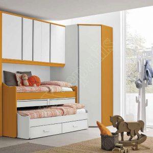 Kids Bedroom Colombini Golf C147