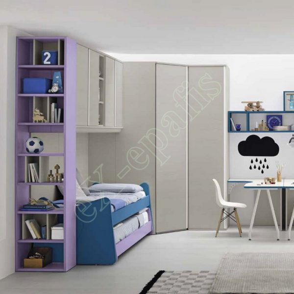 Kids Bedroom Colombini Golf C148