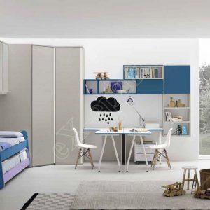 Kids Bedroom Colombini Golf C148
