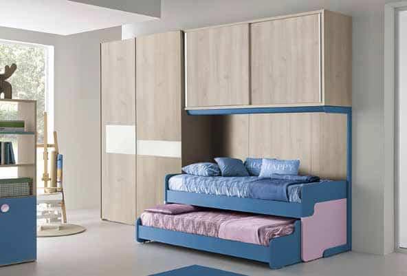 Kids Bedroom Colombini Golf C149