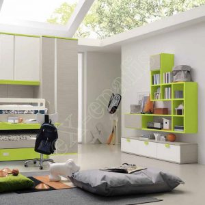 Kids Bedroom Colombini Golf C150