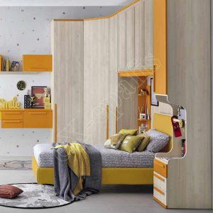 Kids Bedroom Colombini Golf C151