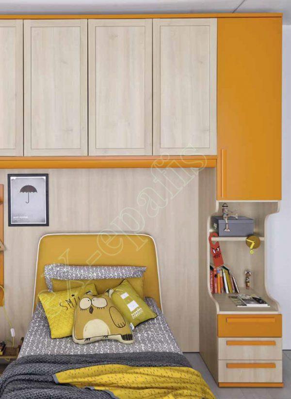 Kids Bedroom Colombini Golf C151