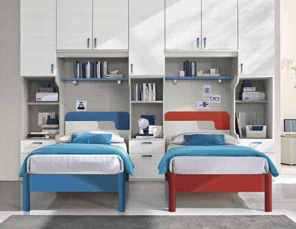 Kids Bedroom Colombini Golf C152