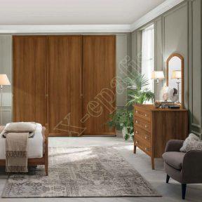 Bedroom Set Colombini Arcadia AM116