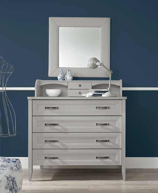 Bedroom Set Colombini Arcadia AM123