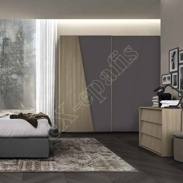 Bedroom Set Colombini Golf M114