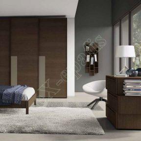 Bedroom Set Colombini Golf M126