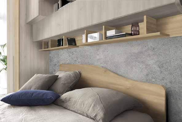 Bedroom Set Colombini Golf M129