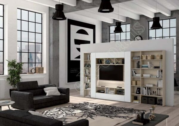 Wall Unit Living Room Colombini Target S101