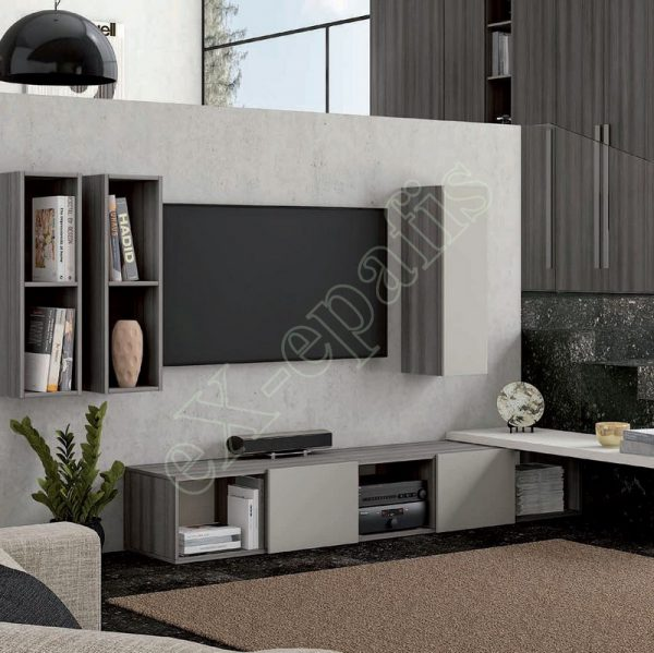 Wall Unit Living Room Colombini Target S102