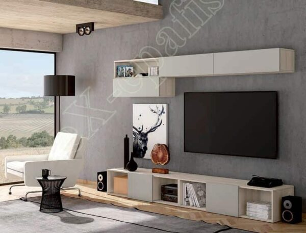 Wall Unit Living Room Colombini Target S103