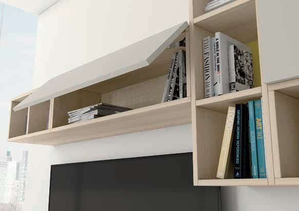 Wall Unit Living Room Colombini Target S105
