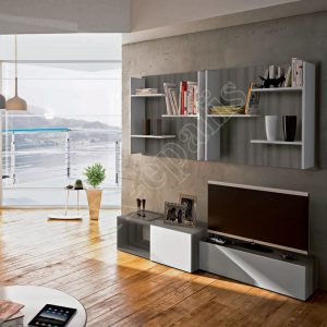 Wall Unit Living Room Colombini Target S107