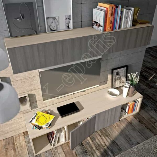 Wall Unit Living Room Colombini Target S108